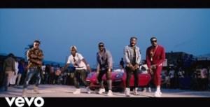"""Video: D'banj – """"Issa Banger"""" ft. Slimcase, Mr Real"""